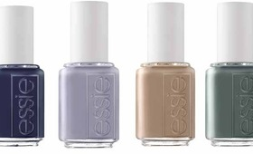 Essie's New Cocktail Bling Collection