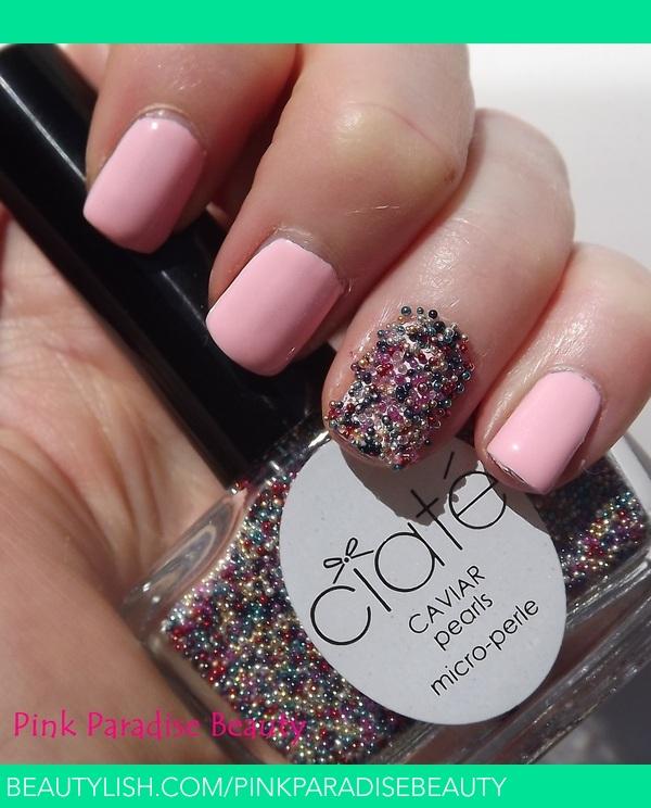 Ciate Caviar Nails: Ciate - Rainbow Caviar Manicure