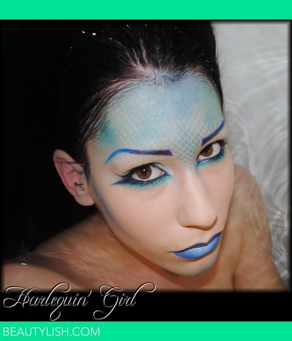 harlequin 39 girl makeup artist harlequin g 39 s photo beautylish. Black Bedroom Furniture Sets. Home Design Ideas