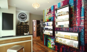 New Kiehl's Spa 1851