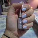 Light Lavender Nails