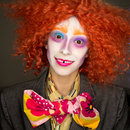 Mad Hatter Halloween Makeup