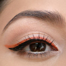 Orange Liner for Fall
