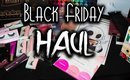 HAUL- Black Friday and Cyber Monday| Sephora, Make Up For Ever, & More