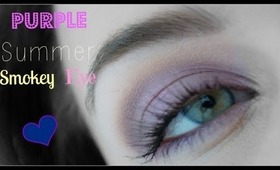 Shades of Purple | A Smokey Look