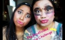 The BlindFolded Make Up Challenge