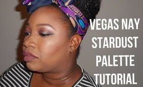 Vegas Nay & Too Faced Star Dust Palette Tutorial
