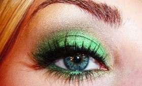Lucky Green Makeup Tutorial