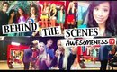 Behind the Scenes: AwesomenessTV Shoot