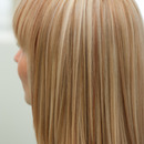 Blond Highlights with Copper strands