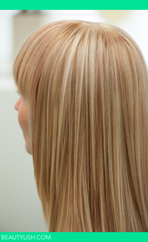 Copper Highlights Kit | Dark Brown Hairs