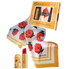 Bésame Kenley Collins Scarf and Lipstick Set