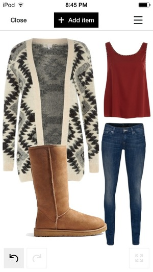 Good outfits 4 school?? | Beautylish