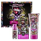 Ed Hardy Hearts & Daggers Women Gift Set