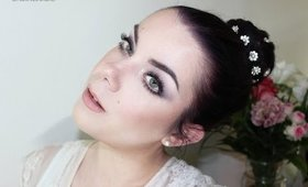 Romantic Bridal Wedding makeup tutorial - Spring/Summer 2014