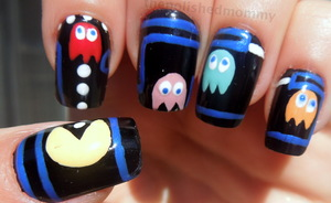 Blog post: http://www.thepolishedmommy.com/2012/10/waka-waka.html