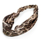 Goody FashioNow Cheetah Fabric Headwrap