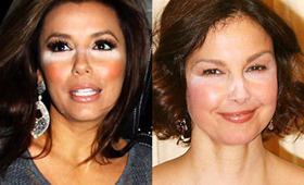 Worst Celebrity Beauty Bloopers of 2011