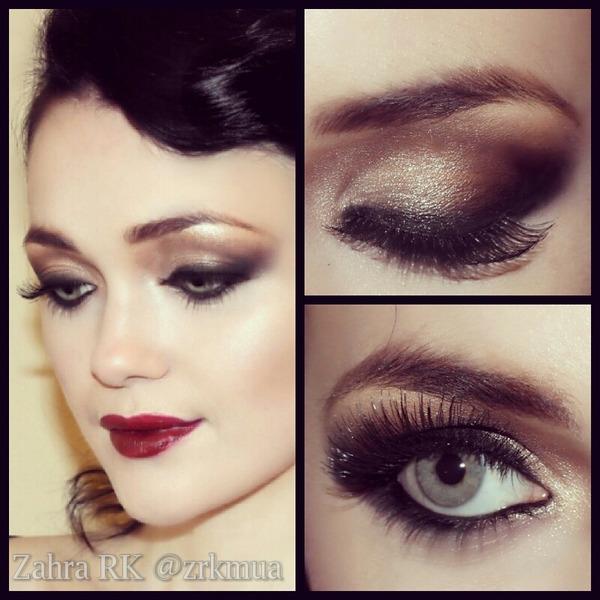 30s makeup