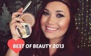 Best of Beauty 2013!