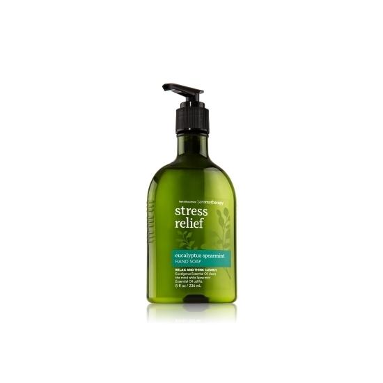 Bath & Body Works Aromatherapy Hand Soap Stress Relief ...
