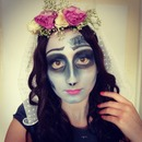 Corpse Bride Inspired Make-up