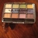 "Another L.A. Colors eyeshadow in ""Urban"""