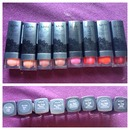 NYX Black Label Lipsticks
