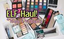 ELF Haul | New Products!