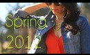 Spring 2012 Trends & Styling Outfit Ideas
