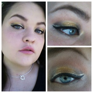 Gold and Glitter!