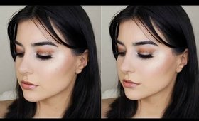 Summer Makeup Tutorial | Bronzed Goddess
