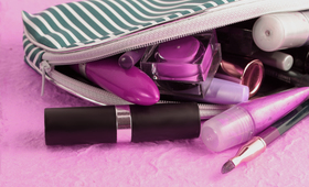 De-Clutter Your Makeup Products!