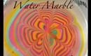 TUTORIAL Water Marble Shout Out Right Hand