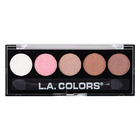 L.A. Colors 5 Color Metallic Eyeshadow Palette