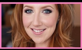 PRETTY DATE NIGHT MAKEUP - VALENTINES MAKEUP TUTORIAL