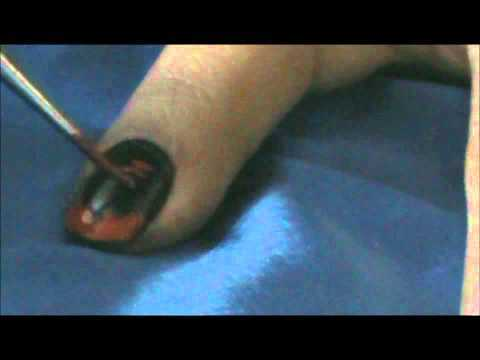 wwe nail design fail   nail art for short nails that