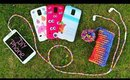 DIY 10 Easy Phone Projects (Case, Pouch & More)