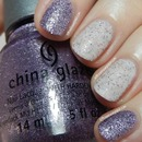 China Glaze Tail me Something and Sand Dolla Make you Holla