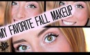 My Favorite Fall Makeup: Drugstore & High-End Tutorial