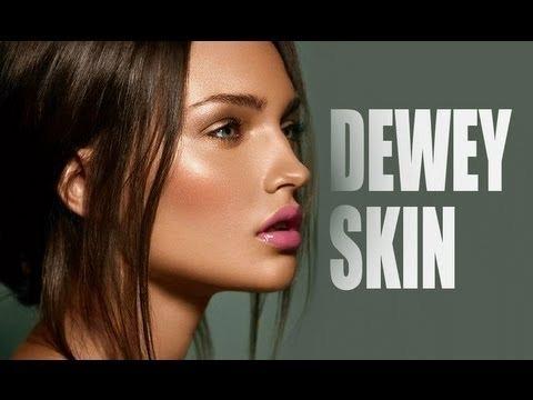 how to get dewy skin korean makeup