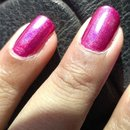 China Glaze: Infra Red
