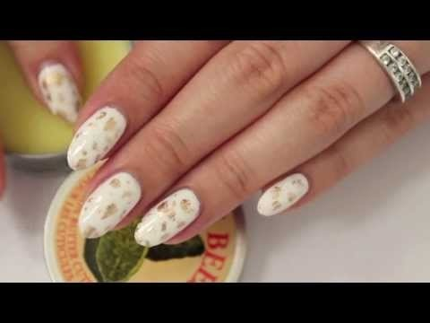 How To File Your Natural Nails Almond/ Round - Kirakiranail ...