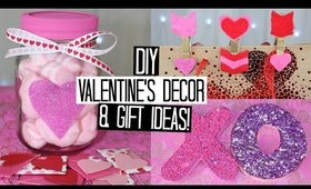 DIY Valentine's Gift Ideas & Room Decor - TARGET Inspired!