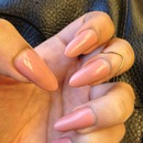 nude nails