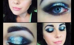 NYE/PARTY/CLUBBING MAKEUP