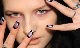 CND Daily Nail 2/11: Metallic Manicures at the Ruffian, Jason Wu, Costello Tagliapietra, and NAHM Fall 2011 Fashion Shows
