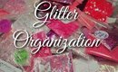 How I Organize My Glitters (Nail Art Storage) 2016 | DivaDollFlawless