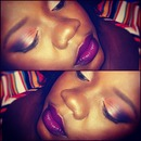 Plum (Fall Makeup)