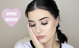 "Spring Instagram ""Baby Doll"" Makeup Tutorial 